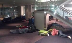 Auckland transit sleepers