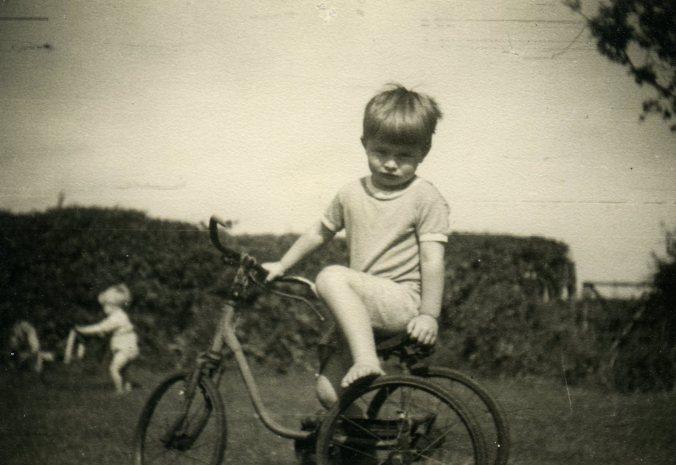 MB on trike aged 2+