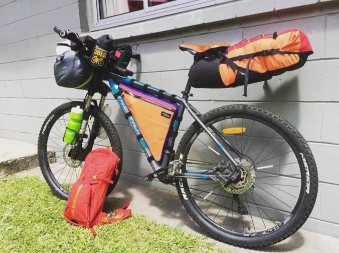 Kat's bike