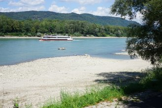 The Dry Danube.