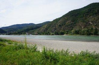 More dry Danube.