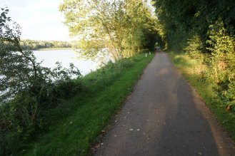 Danube cycle path